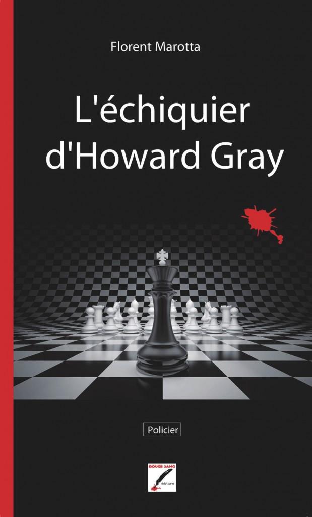 couverture L'échiquier d'Howard Gray