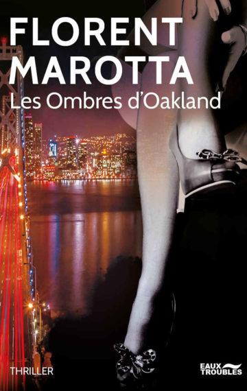 couverture Les ombres d'Oakland
